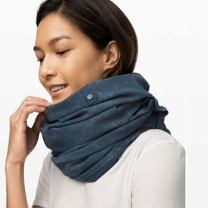 Lululemon Vinyasa Scarf *French Terry  Washed Code